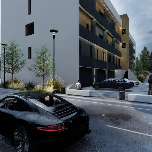 Ansamblu rezidential Baia Mare apartamente si garsoniere, a doua cladire
