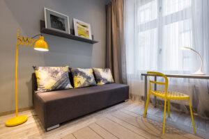 surse de lumina - amenajare apartament pe 2 nivele