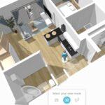 propunere amenajare nivel 1 apartament modern nr 46