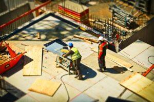 constructie bloc nou